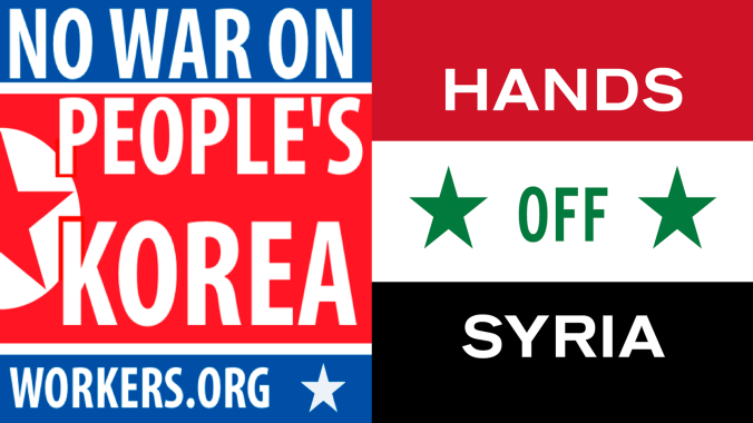 WWP Forum DPRK-Syria.png